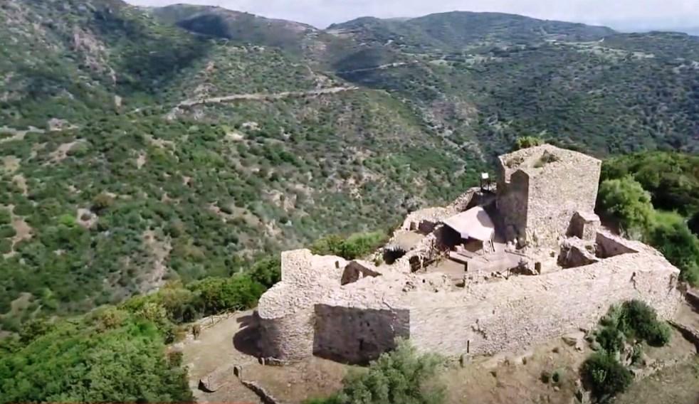 castello di silius